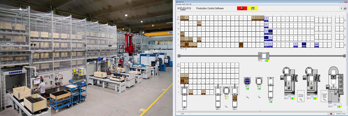Hersteller von Verzahnmaschinen und Automationssystemen